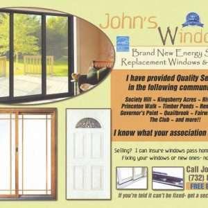 John's Windows - 1