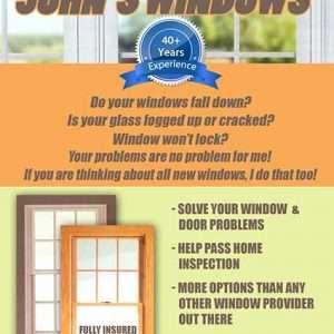 Johns Windows DOORHANGER