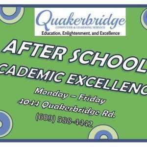 Quakerbridge Lawn Sign bk