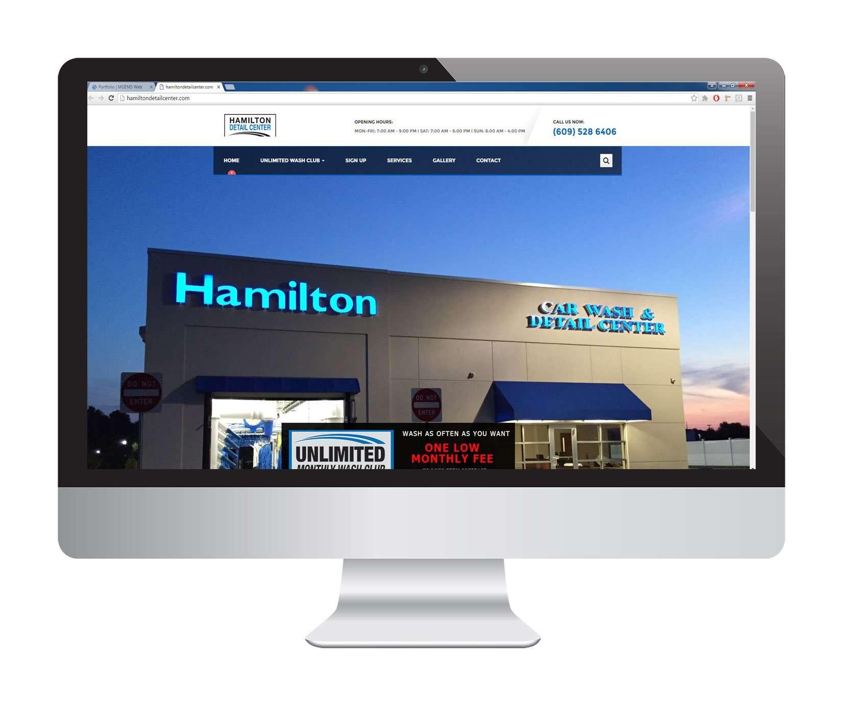 www.hamiltondetailcenter.com