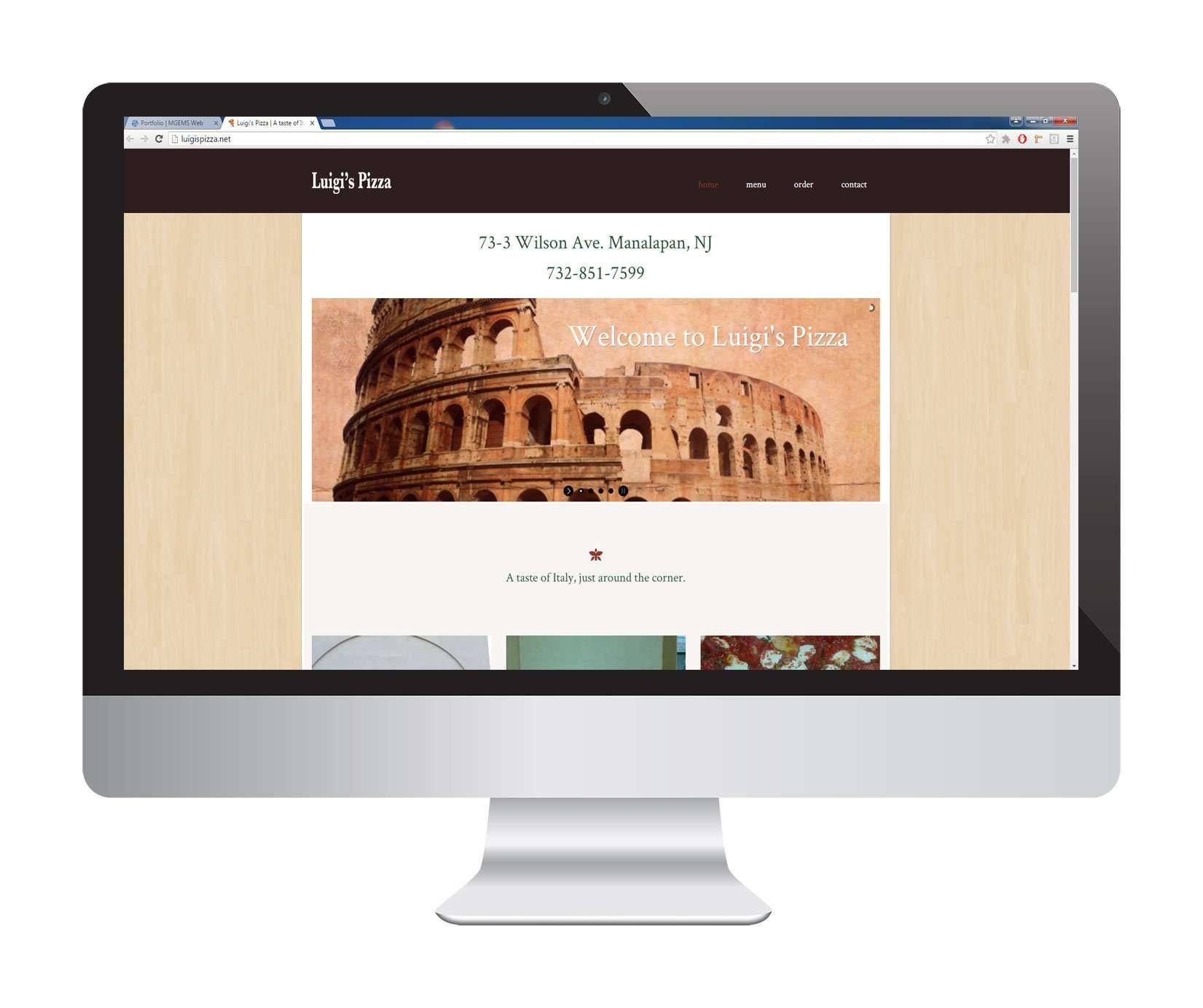 www.luigispizza.net