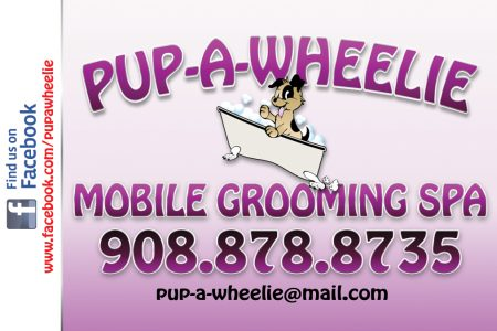 Pup-A-Wheelie